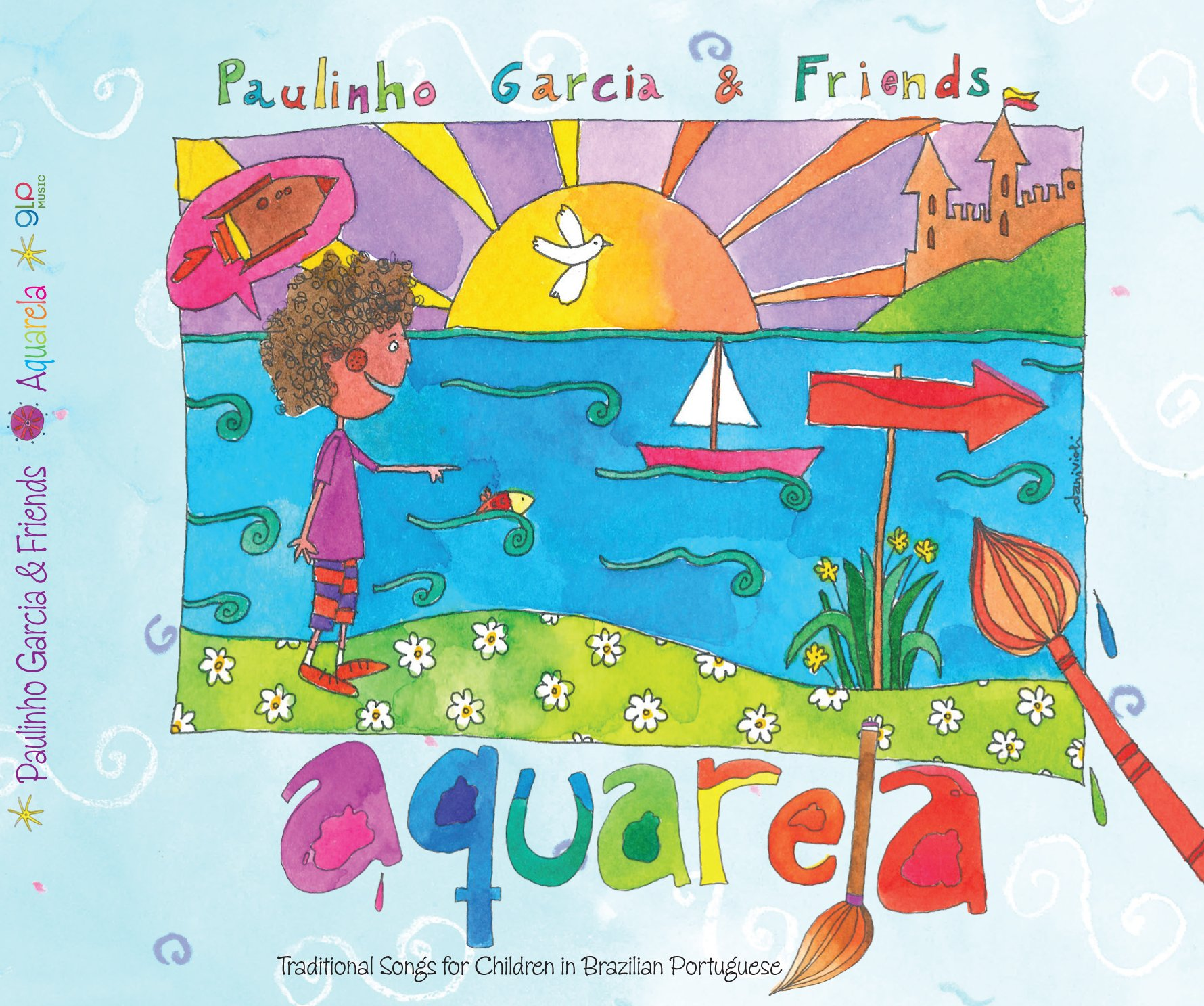 Aquarela - Traditional Songs for Children in Brazilian Portuguese