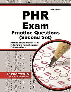 Amazon.com: PHR Exam Practice Questions: PHR Practice Tests ...