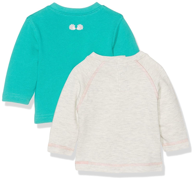 Twins Camiseta de manga larga Beb/é pack de 2