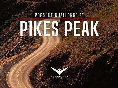 porsche challenge at pikes peak season 1