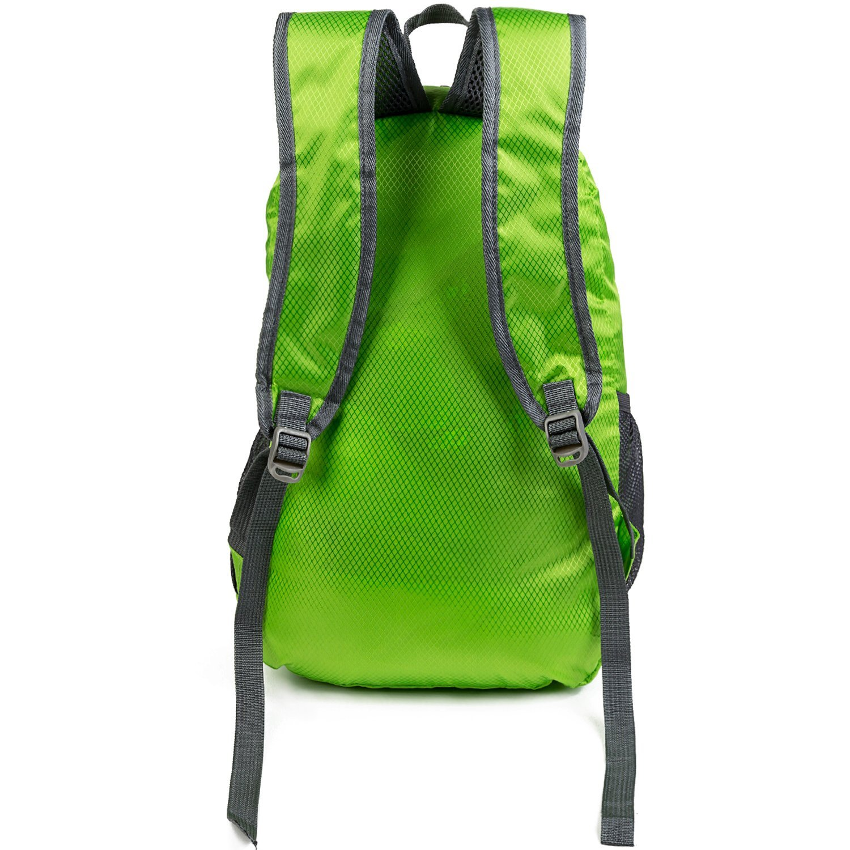 e774bd18ce8a MODARANI 20L Kids Lightweight Travel Sport Bag Hiking Daypack Waterproof  Foldable Backpack for Men Women