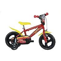 "Dino Bikes Vélo Garçon-Cars 2, 123 GL-CS, 12"""