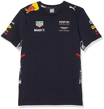 1a61aeed03fe5 Red Bull Racing F1 Officielle Enfants Équipe T-Shirt de l équipe – 2017