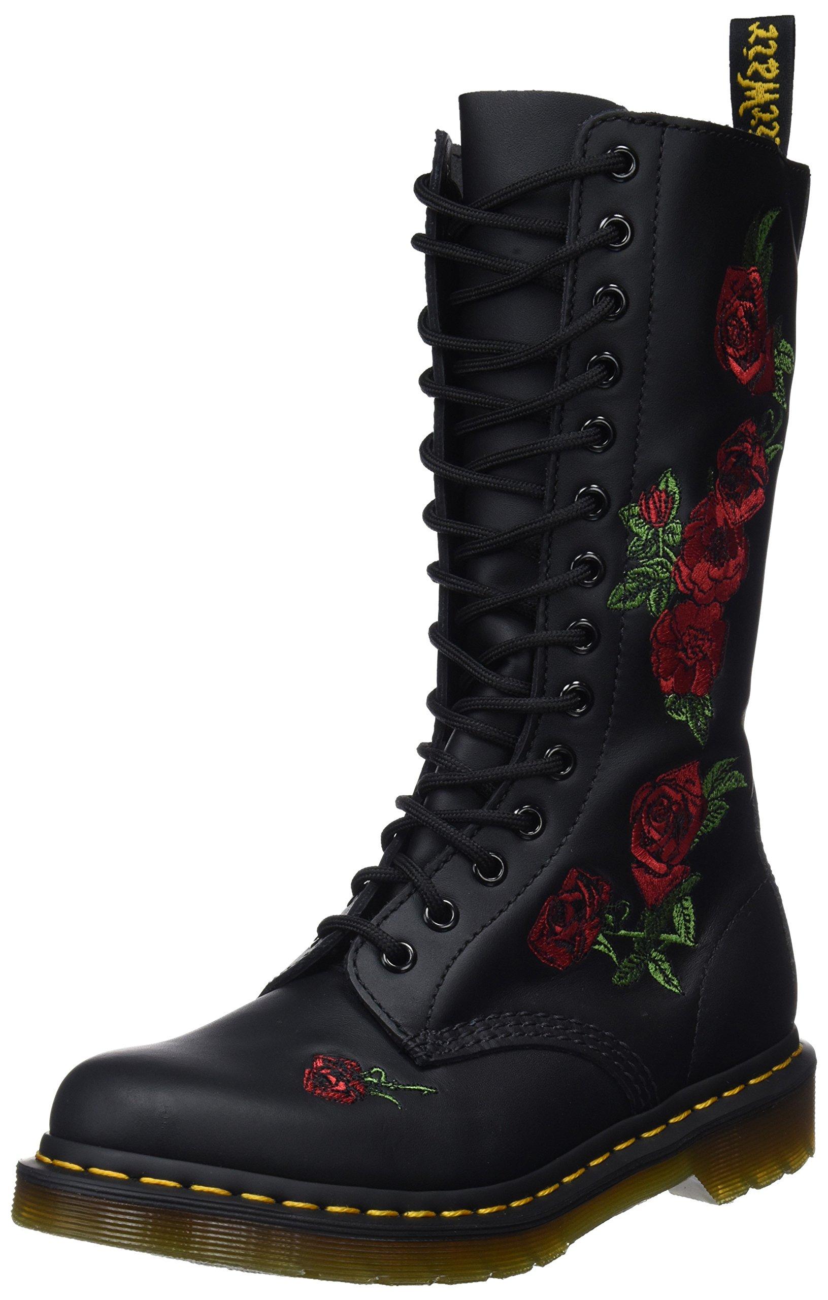 Dr. Martens Women's 1460 8-Eye Casual Boot Black 4 M UK