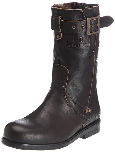 Boots Daisy Stud By blackflower Femme Pldm Palladium Noir 37 vEqIxvnHR