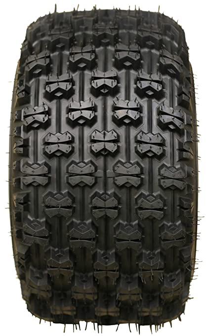 Amazon.com: 2 New WANDA Sport ATV Tires 20x10-9 P357 4PR - 10081: Automotive
