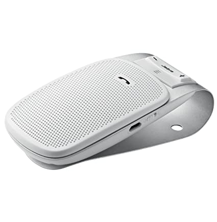 Jabra Drive In Car Bluetooth Speakerphone Retail Packaging White