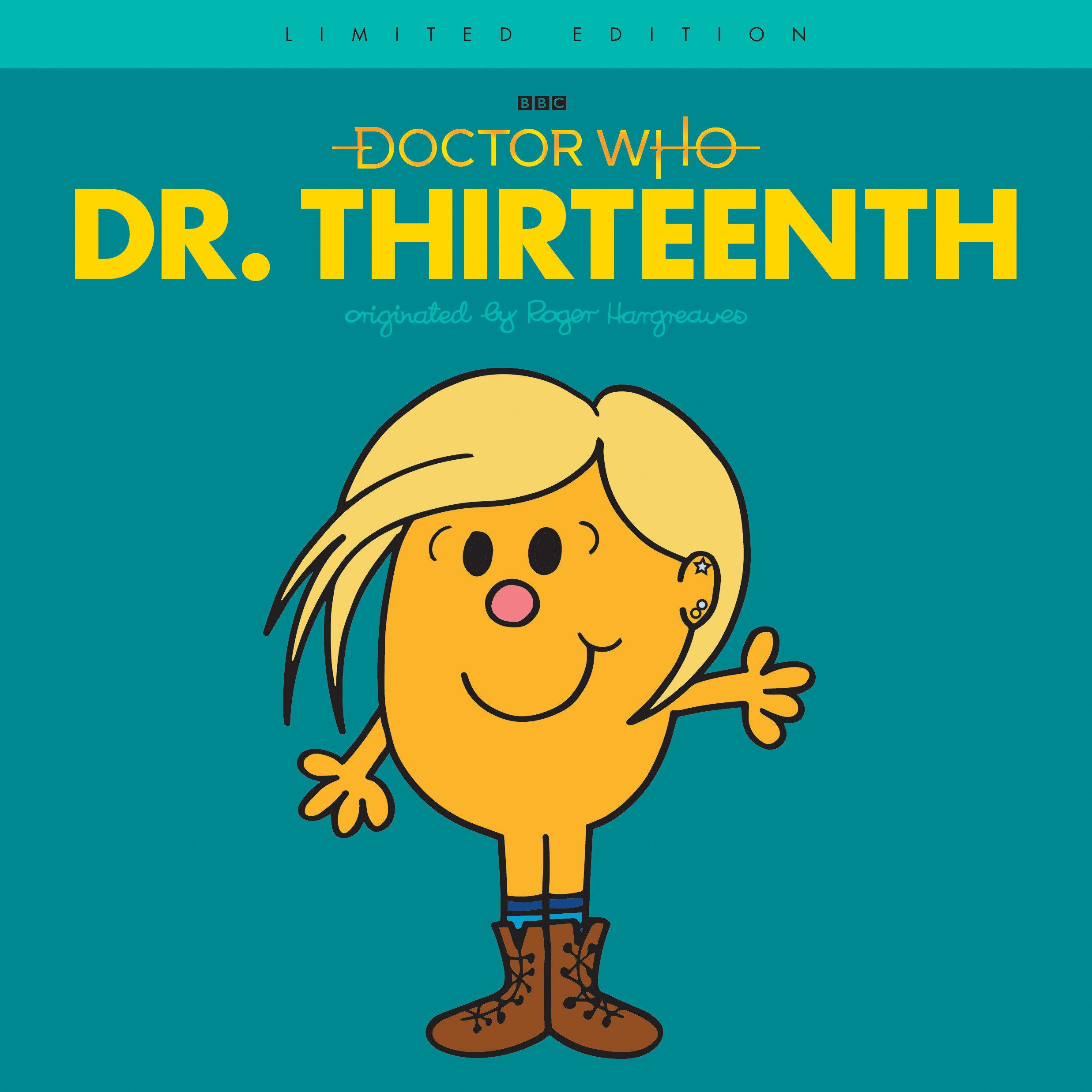 Dr. Thirteenth: Limited Edition (Doctor Who / Roger Hargreaves)