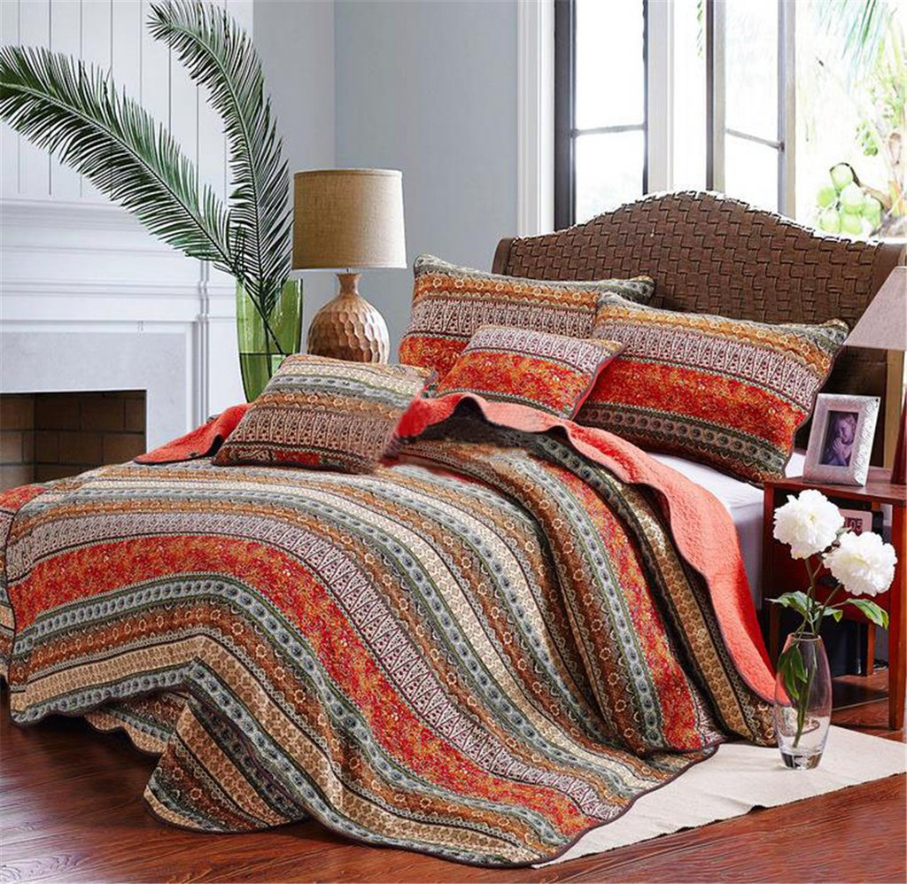 Multicolor Comforters And Quilts Sale Ease Bedding With
