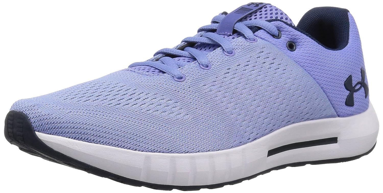 Under Armour Women's Micro G Pursuit Sneaker B071NTGG5W 5.5 M US|Chambray Blue (400)/Talc Blue