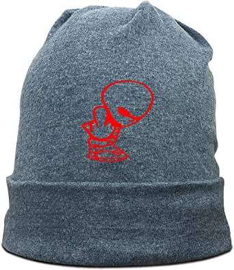 Adult Unisex Nature Peace Sign Casual Beanies
