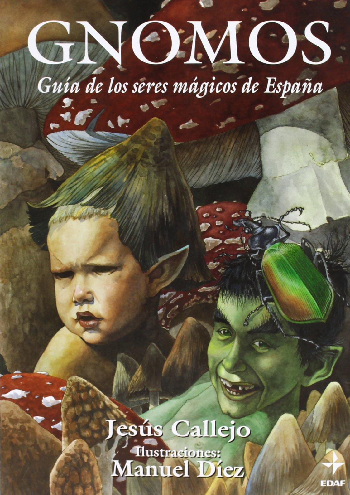 Gnomos (Mundo mágico y heterodoxo): Amazon.es: Callejo, Jesús ...