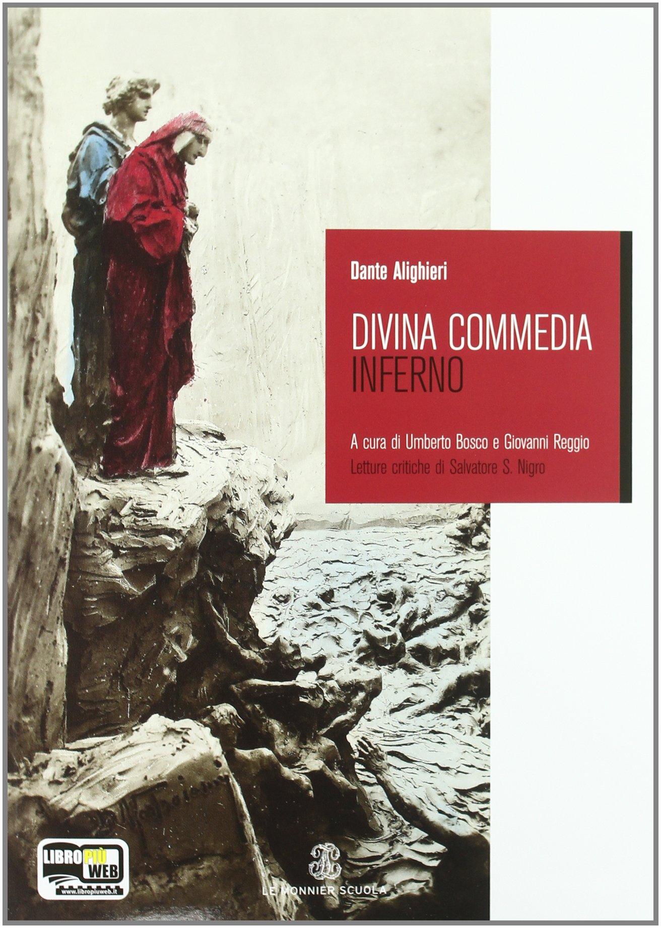 La Divina Commedia. Con quaderno. Con espansione online: 1