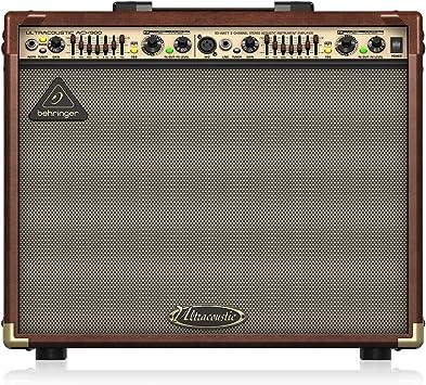 Behringer ACX900 - Amplificador de audio (2.0, 90W, XLR / 14