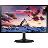 "Samsung S22F350 Monitor PC 22"" Full HD, 1920 x 1080, 60 Hz, 5 ms, D-Sub, HDMI, Nero"
