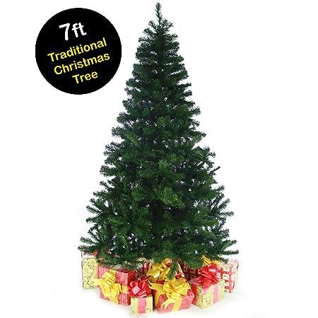 - 7ft (2.1m) Christmas Tree, 819 Tips: Amazon.co.uk: Kitchen & Home