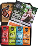 Fori, High Protein, Oven Baked Meat Snack, Mixed Explorer Pack (4 x 69)