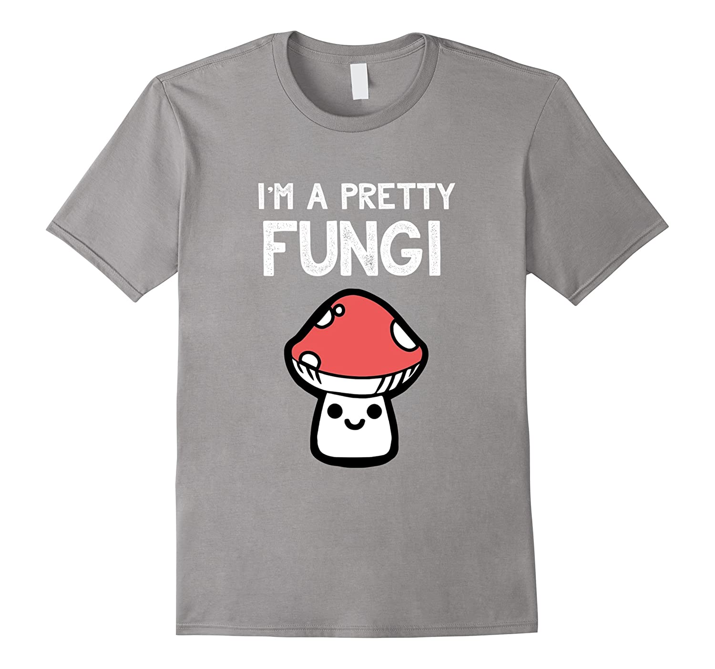 24442ccb Funny Mushroom T-Shirt   Fungi Fun Guy Pun Gifts for Chefs-FL ...