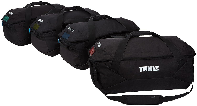/Juego de Cuatro Bolsas para Utilizar en el Mejor el Espacio de Votre ba/úl de bacas Thule 800603/8006-gopack/ Set de 4