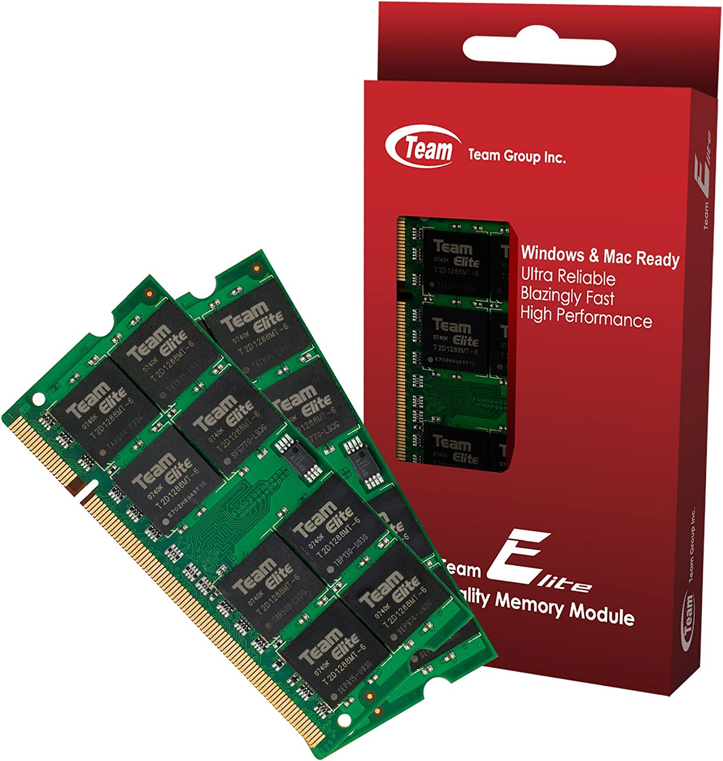 2GB (1GBx2) Team High Performance Memory RAM Upgrade For HP - Compaq HP 2133 Mini-Note PC KR922UT KR939UT KR948UT Netbook. The Memory Kit comes with Life Time Warranty. 81y5oLp2BZlL