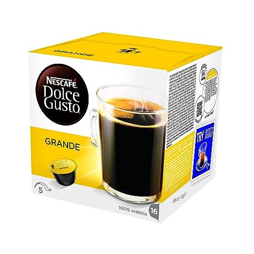 18 opinioni per Nescafé Dolce Crema Gusto Caffè Lungo- 16 Capsule