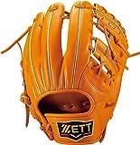 ZETT(ゼット) 野球 硬式 グラブ (グローブ) プロステイタス セカンド ショート 右投用 BPROG54