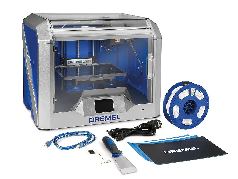 Dremel 3D40 - Impresora 3D Inalámbrica para Filamento PLA de 1.75 ...
