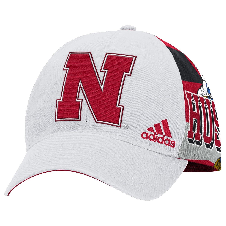 adidas NCAA - Gorra Ajustable para Hombre con impresión Sublimada ...
