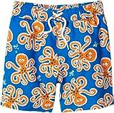 Little Me Baby Boys' Octopus Swimtrunk, Blue