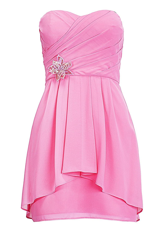 Vera Mont - Kleid - Kurz - Chiffon - rosa jetzt bestellen