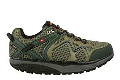 31e0ba432aab MBT USA Inc Men s Hodari GTX Military Outdoor Walking Sneakers 702615-125T  Size 5-
