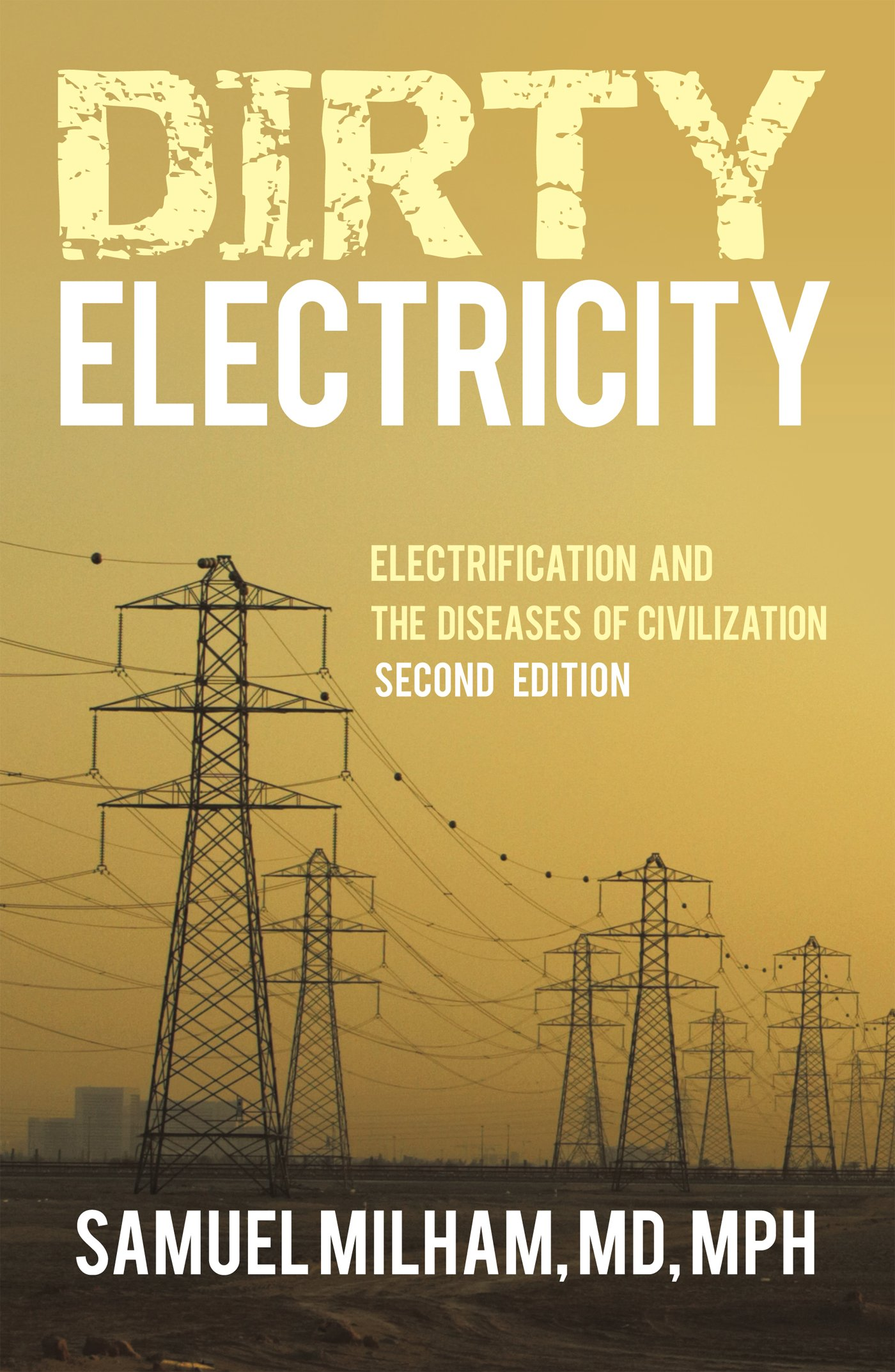 Dirty Electricity: Electrification and the Diseases of Civilization (English Edition)