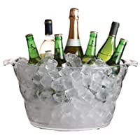 Bar Craft KCBCPAILACR Secchiello refrigeratore per bevande