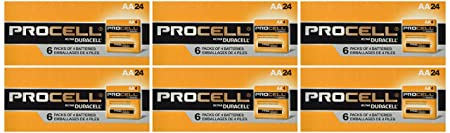 Review Duracell Procell AA 144
