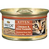 Nutro MAX Wet Cat Food - All Life Stages, Pack of 24 Cans