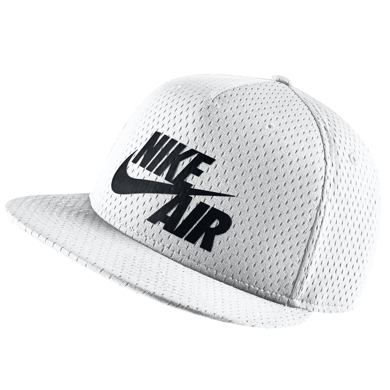 Nike Air Pivot True Snapback Cap (One Size, whiteblack