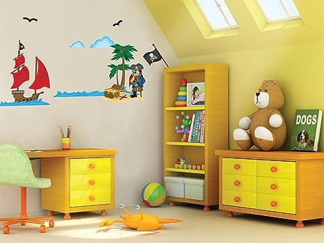 Sticker für Wand – Wandtatoos für Kinderzimmer, Wohnzimmer ...