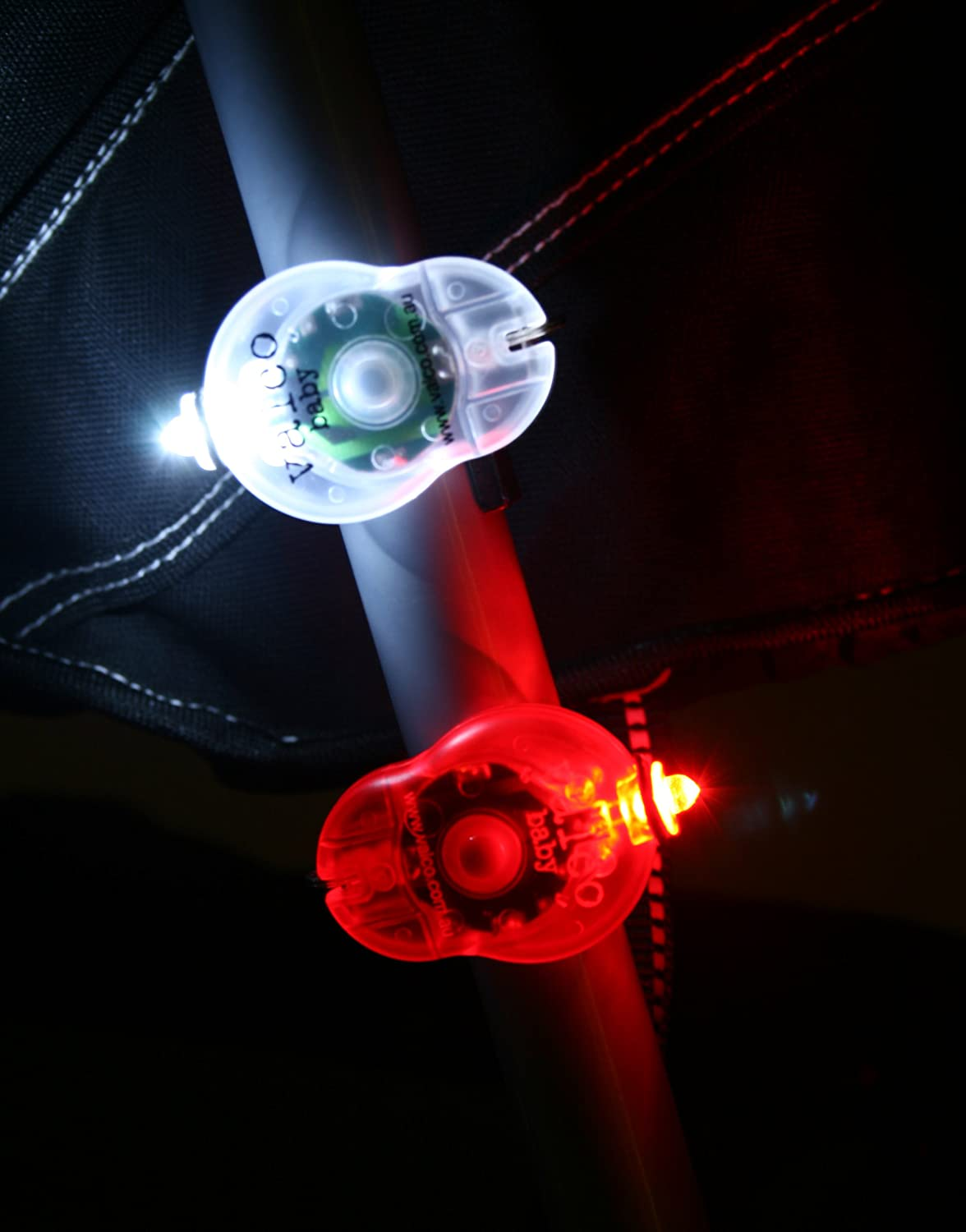 Valco Baby Glo Bugz Flashing Safety Lights (Discontinued by Manufacturer)