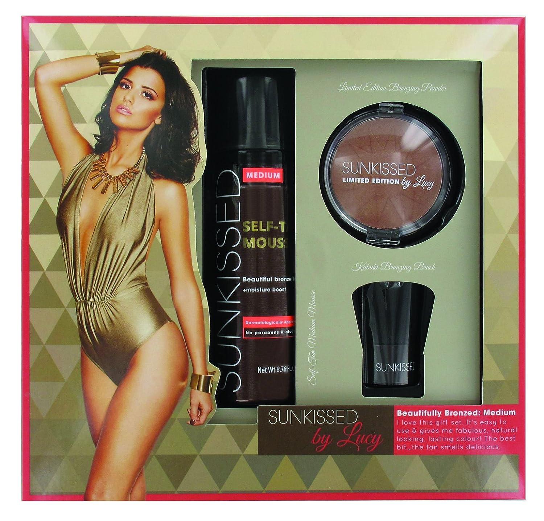 Sunkissed My Beautiful Bronzed Tanning Gift Set, Medium 25549