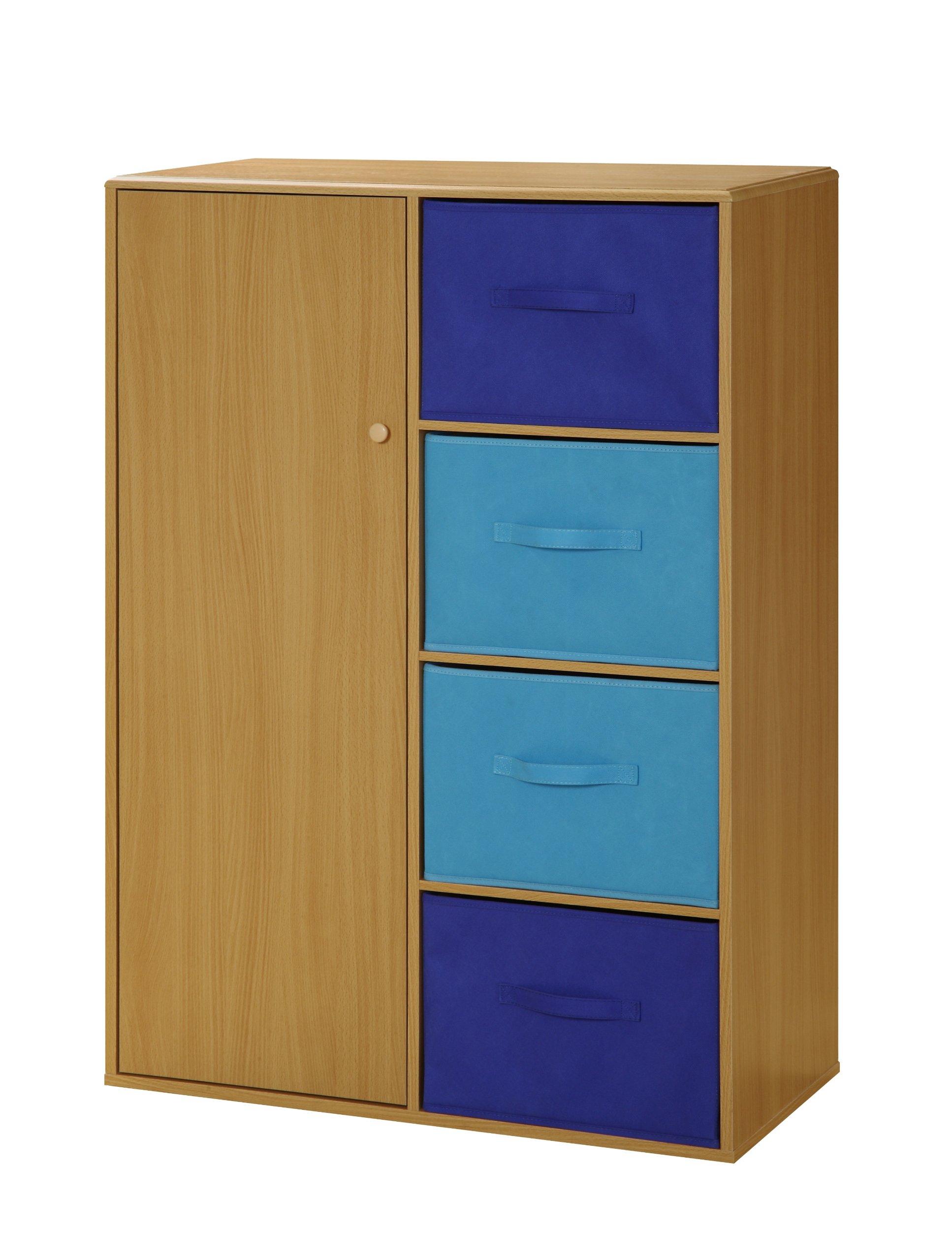 4D Concepts Boy's Storage Armoire