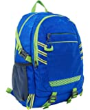 Outdoor Gear 1211 Waterproof Backpack and Rucksack - Blue, 20 Litre