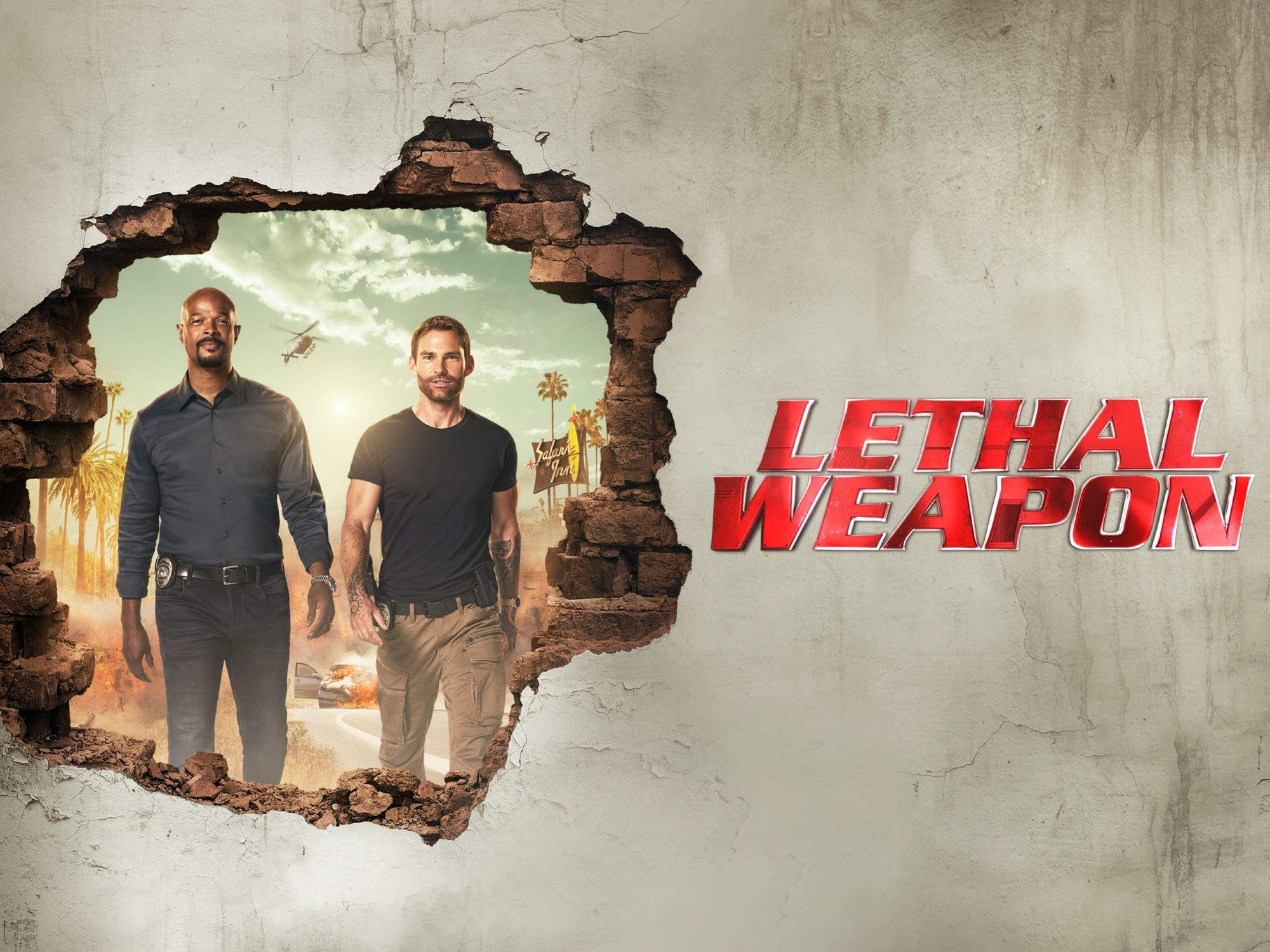 Lethal Weapon Staffel 2 Amazon Prime
