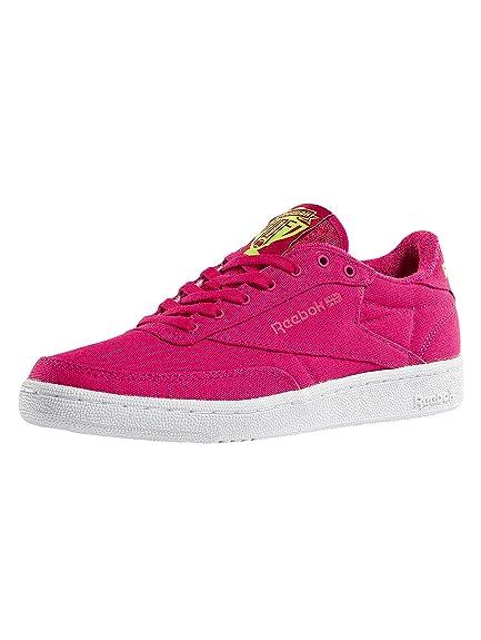 cbb611a559734b Reebok Women Shoes Sneakers Club C 85 EH  Amazon.co.uk  Shoes   Bags