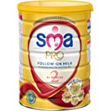 SMA PRO Follow-On Milk 6 Months Plus, 800 g - Pack of 6