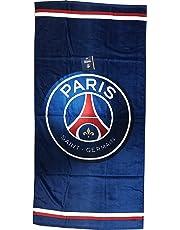 GSP Fútbol PSG toalla de baño 70 x 140 cm 100% algodón