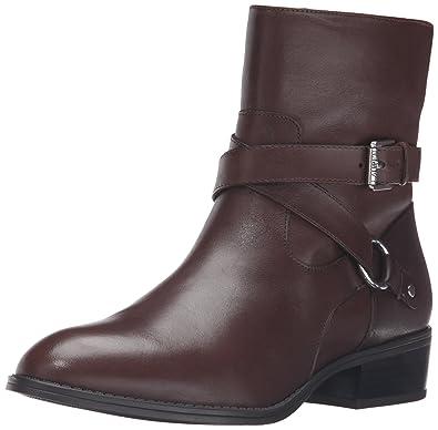 Lauren Ralph Lauren Womens MakaliaBoCSL Boot       Dark Brown