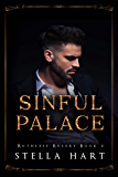 Sinful Palace: A Dark Captive Romance (Ruthless Rulers Book 2) (English Edition)