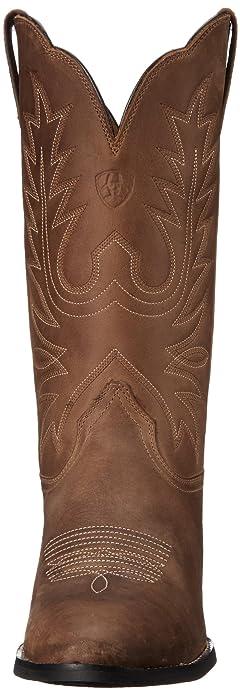 b30fcd5c706 Ariat Women's Heritage Western R Toe Western Cowboy Boot