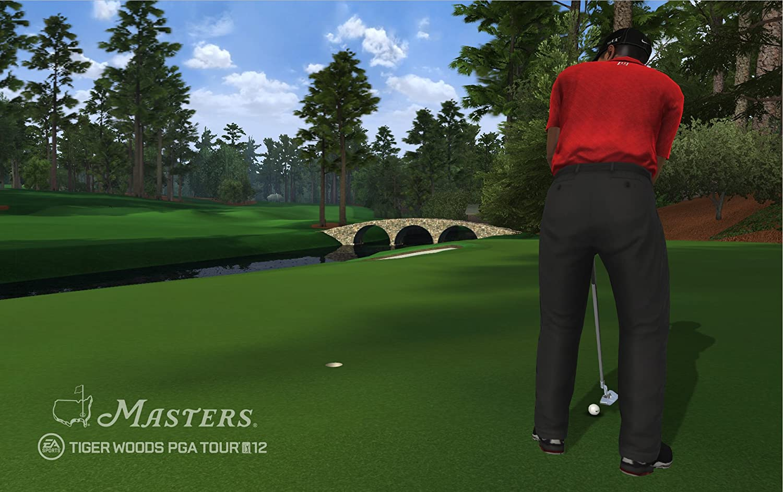 Amazon.com: Tiger Woods PGA TOUR 12: The Masters - PC/Mac ...