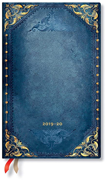Paperblanks 2019-2020 - Agenda escolar (18 meses, vista ...